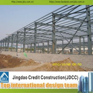 Professional Prefab Steel Structural Warehouse & Building pictures & photos