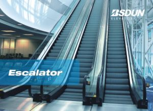 Hot Sale Passenger Escalator with New Design for Mall pictures & photos
