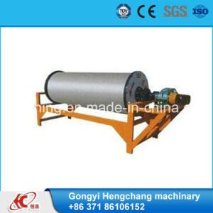 Big Capacity Dry Drum Magnetic Separator for Good Price pictures & photos