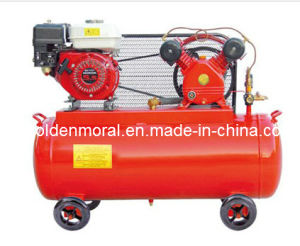 Gasoline Type Air Compressor/ in Factory Prices pictures & photos