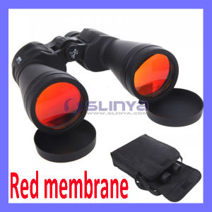 40X70 126m/1000m Red Membrane Binoculars Telescope for Hunting/Camping/Hiking pictures & photos