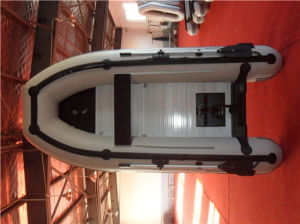 Aluminum Floor Inflatable Boat