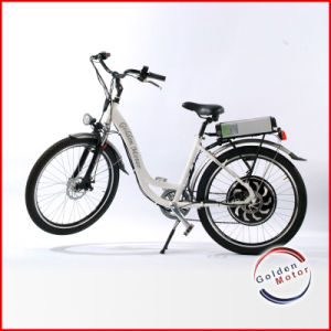 CE Approved Electric Bike/Hub Motor Electric Bicycle (LEB-400) pictures & photos