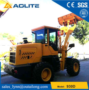 Factory Prices Hydraulic Small Front End Mini Payloader for Sale pictures & photos