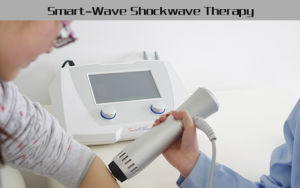 2016 New Product BS-Swt2X Physiotherapy Shock Wave Pain Relief Machine pictures & photos