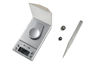 Backlight Diamond Jewelry Scale (XF-158) pictures & photos
