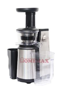 Slow Juicer Made In China : Slow Speed Stainless Steel Household Power Juicer (Hje-518u)