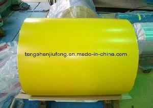 Prepainted Galvanised Steel Coil; PPGI pictures & photos