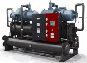 R22 Screw Chiller Heat Pump Wfsc300asb-000