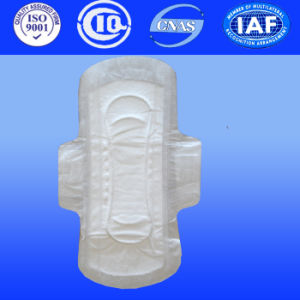 290mm Ultra Thin Super Absorption Sanitary Napkin Export to USA pictures & photos