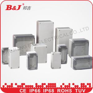IP68 Waterproof Electrical ABS Plastic Box pictures & photos