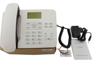 CDMA Uim Card Telephone Fixed Wireless Phone CDMA 450MHz (KT2000(180)) pictures & photos