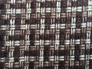 Woven Sofa Fabric/Polyester and Viscose Plain Dyed Fabric pictures & photos