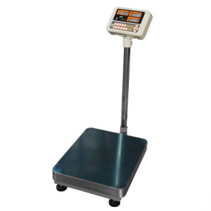 Platform Scale with Counting Indicator of 300kg pictures & photos