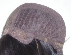 "Kosher Jewish Wigs /16"" Style 3 Color #6-Full Lace Virgin Cuticle, European Hair pictures & photos"