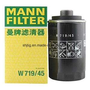 W719/45 Oil Filter for Volkswagen Audi pictures & photos