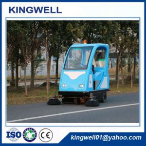 China Manufacturer Road Sweeper for Street (KW-1760H) pictures & photos