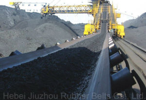 Nylon Carcass Rubber Conveyor Belt pictures & photos