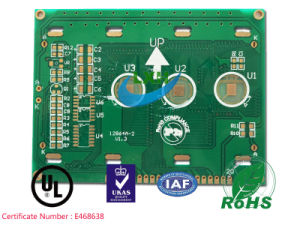 4 Layers PCB Board Manufacturing for Musical Instrument