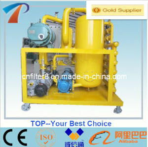 (ZYD) Double Stage Vacuum Transformer Oil Regeneration Machine with CE Standard pictures & photos
