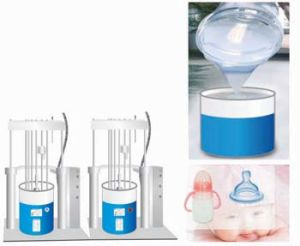 Liquid Silicone Rubber Material for Baby Nipples