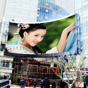 P10 DIP High Definition Full Color Outdoor LED Display Screen (HSGD-O-F-P10)