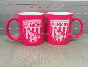 Neon Color Mug with Decal Printing, Promotional Neon Color Mug pictures & photos