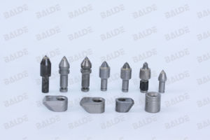 Round Shank Teeth for Piling