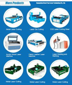 Manufacturer Laser Cutting Machine Price in Guangzhou pictures & photos