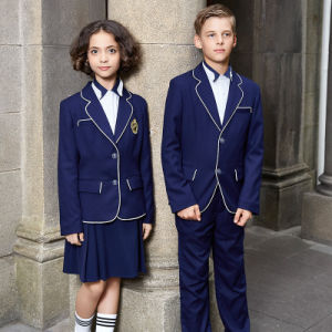 100%Cotton All Grade Terry School Uniforms pictures & photos