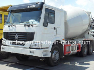 Sinotruk HOWO 6*4 Concrete Mixer Truck
