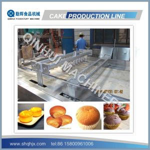 Full Automatic Cup Cake Line (Capacity 100KG/HR-500KG/HR) pictures & photos