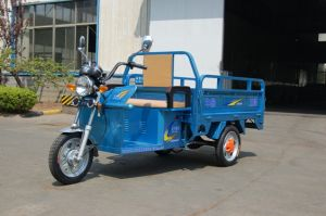 Freight Electric Tricycle with High Speed pictures & photos