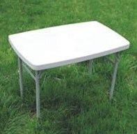 Folding Plastic Table (KTD-S77B)