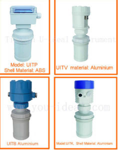 Ultrasonic Liquid Level Transmitter with Display pictures & photos