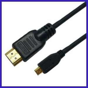 Micro Type a to D HDMI HDMI Cable (KWS-HD002)