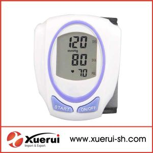 Wrist Digital Blood Pressure Monitor pictures & photos
