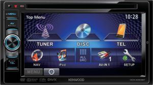 GPS Navigation Box for Kenwood DVD with Android System pictures & photos