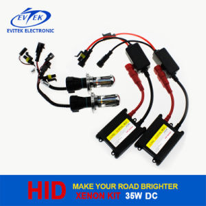 35W HID Lamp HID DC Xenon Conversion Kit with Slim Ballast pictures & photos