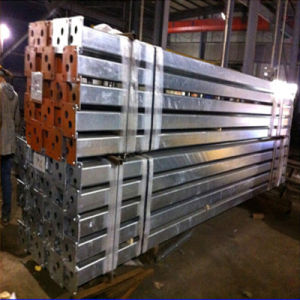 Hot DIP Galvanized Steel Column Welded pictures & photos