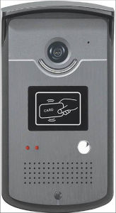 Single Key and Double Optional Intercom Doorbell