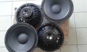 "3 Way Dual 12"" Line Array DJ Speaker for Hall pictures & photos"
