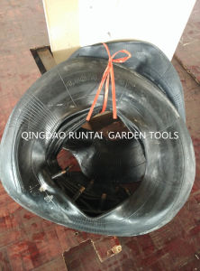 Hot Sell Well Made Natural Rubber Inner Tube for Wheelbarrow (4.00-8) pictures & photos