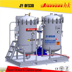 Diesel Oil Purifying Machine for Railway Locomotive Gas Station