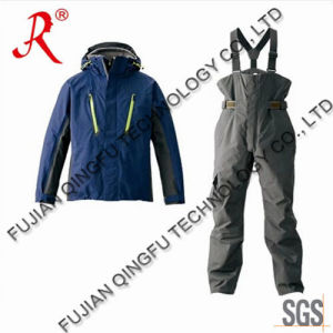 Fashion Tipe Waterproof Winter Fishing Clothing (QF-9040) pictures & photos