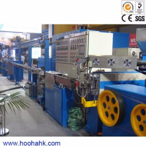 Siemens Motor Driving Automatic High Speed Building Wire Extrusion Machine pictures & photos