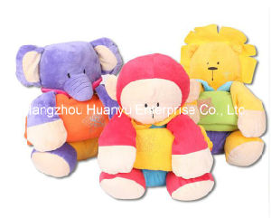 Baby Plush Animal Blanket pictures & photos
