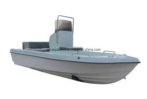 Aqualand 4.6m 15 Feet Tender Fiberglass Center Console Fishing Boat (150) pictures & photos