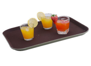 Non Slip Restaurant Food Serving Tray pictures & photos