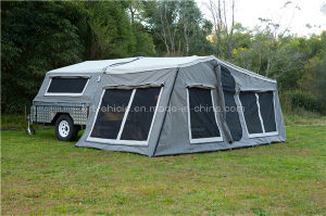 Soft Floor Camping Trailer (BRT-S01)